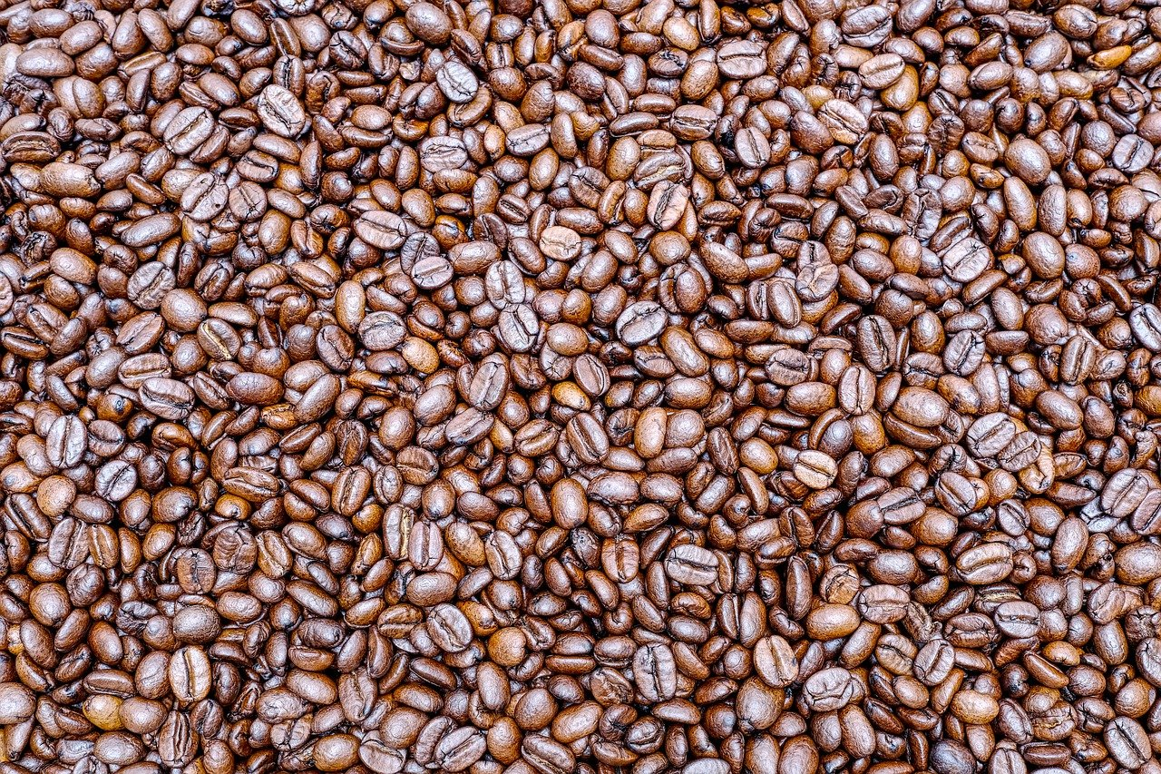 Coffee Beans Coffee Roasted Food  - AlexBarcley / Pixabay