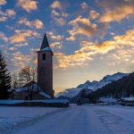 Winter Church Town Snow Tower  - Sonyuser / Pixabay
