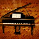 Grand Piano Music Instrument Piano  - tommyvideo / Pixabay